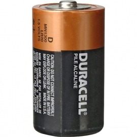 Duracell Plus D góliát elem