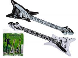 Felfújható gitár V-alakú