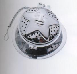 Csillag teafilter
