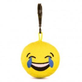 Sírvanevetős Emoji Kulcstartó