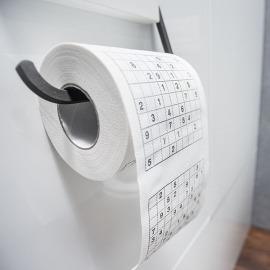 Sudoku WC papír