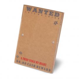 Wanted képkeret