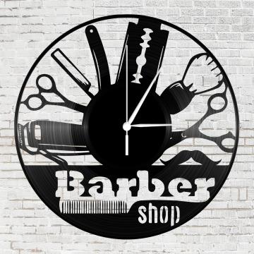 Bakelit falióra - barber