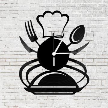 Bakelit óra - chef