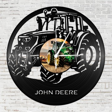 Bakelit falióra - John Deere