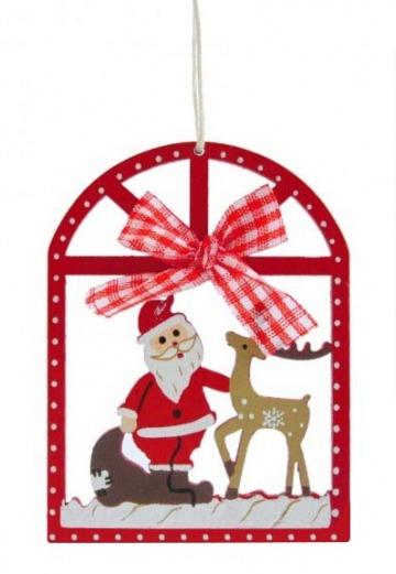 Telapó karácsonyfadísz