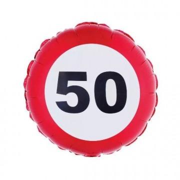 Fólia lufi sebességkorlátozó 50