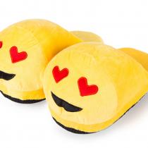 Szerelmes Emoji Papucs (felnőtt)
