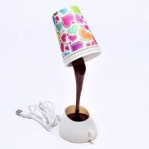 Kávé lámpa