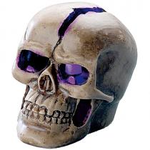 Led, világító koponya
