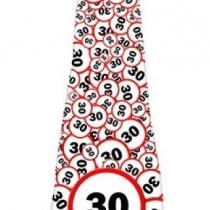 Sebességkorlátozó nyakkendő - 30