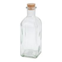 Üvegpalack 0,5l parafadugóval