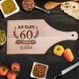 Születésnapi vágódeszka - Az élet 60 után kezdődik